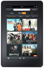 Kindle Fire feature