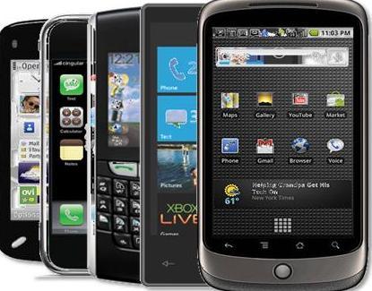U.S. smartphone market