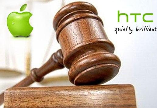 Apple HTC settlement