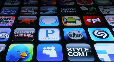 apps download from iTunes App Store