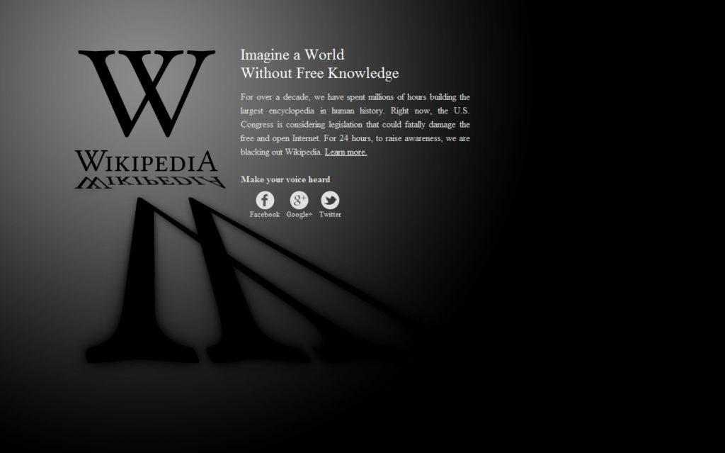 Wikipedia Top ten articles 2012