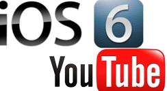 YouTube for iOS 6