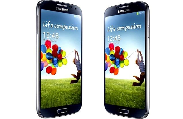 Samsung Galaxy S4 In India