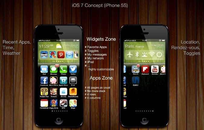 Apple Inc. to unveil new user interface with iOS 7