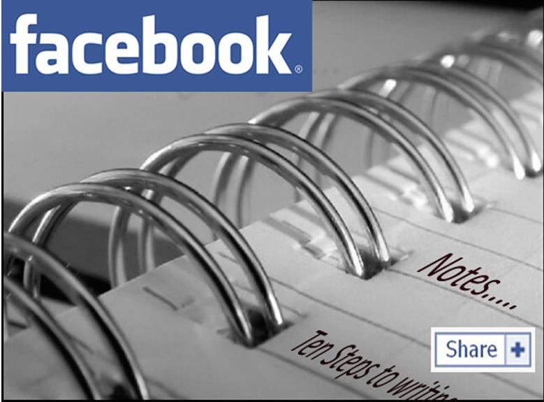 facebook notes 1