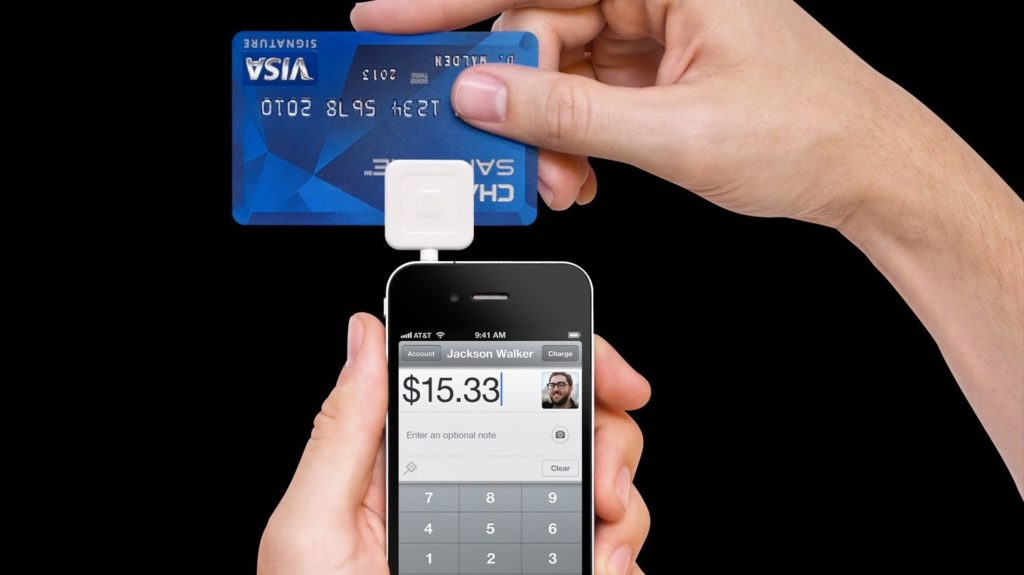 mobile payment credit card reader