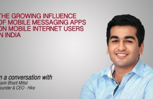 Interview of Kevin Mittal, Hike Mesanger