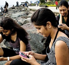 smartphone india chnaging face