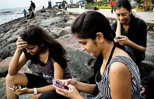 smartphone india chnaging face