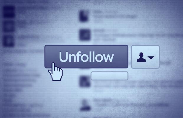 facebook users unfollow brands